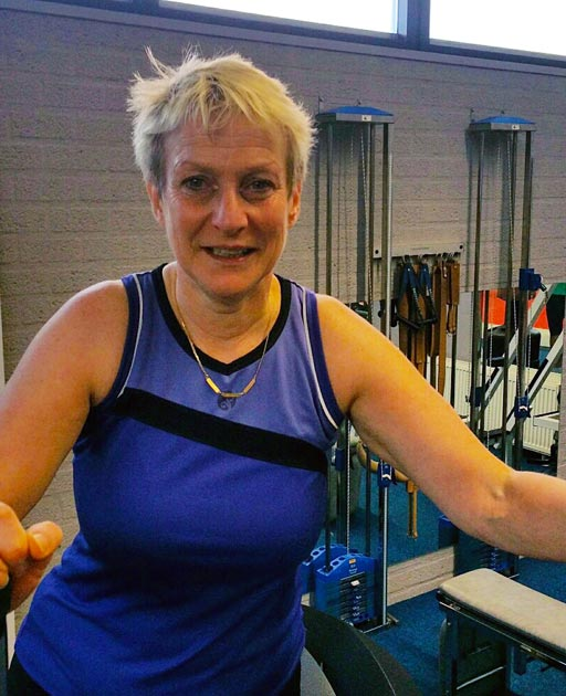 Sonja van de Putte verteld over Move2sport